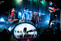 Lumineers at Boston House of Blues 2013.