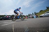 David Millar (GBR)<br /> <br /> Tour de France 2013<br /> stage 17: ITT Embrun - Chorges 32km