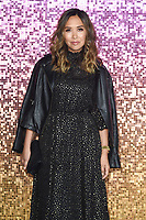 LONDON, UK. October 23, 2018: Myleene Klass at the world premiere of &quot;Bohemian Rhapsody&quot; at Wembley Arena, London.<br /> Picture: Steve Vas/Featureflash