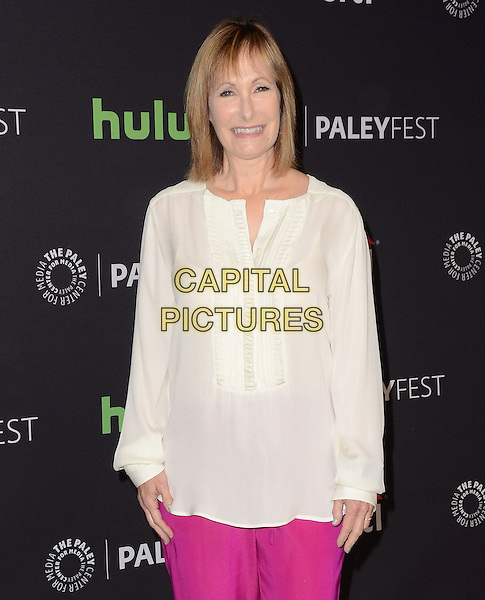 19 March 2016 - Hollywood, California - Gale Anne Hurd. The Paley Center For Media's 33rd Annual PaleyFest Los Angeles - &quot;Fear The Walking Dead&quot; held at Dolby Theater.  <br /> CAP/ADM/BT<br /> &copy;BT/ADM/Capital Pictures