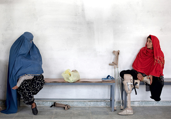 20/08/11_ICRC Orthopedic Centre Kabul,Afghanistan