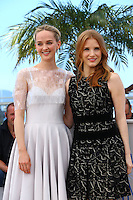 """The Disappearance Of Eleanor Rigby"" Photocall - 67th Cannes Film Festival - France"
