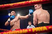 Danish Fight Night.<br /> Frederiksberg Hallerne 29/4-2016.<br /> PIERRE MADSEN. vs. BRUNO SUSANO