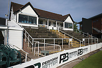 The Ladies Pavilion during Worcestershire CCC vs Essex CCC, Specsavers County Championship Division 1 Cricket at Blackfinch New Road on 12th May 2018