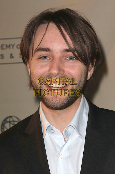 "VINCENT KARTHEISER.The Academy Of Television Arts and Sciences present ""Inside Mad Men"" held at the Leonard H. Goldensen Theatre, North Hollywood, California,.10 March 2008..portrait headshot.CAP/ADM/`CH.?Charles Harris/Admedia/Capital PIctures"
