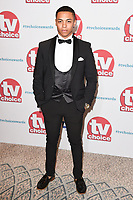 Zack Morris at the TV Choice Awards 2017 at The Dorchester Hotel, London, UK. <br /> 04 September  2017<br /> Picture: Steve Vas/Featureflash/SilverHub 0208 004 5359 sales@silverhubmedia.com