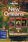 Lonely Planet guide book cover of Saint Charles Trolley in New Orleans.
