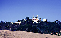 Patrick Hearsts San Simion castle in California, USA. Worlds most expensive private real estatate