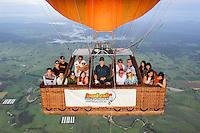 20150112 January 12 Hot Air Balloon Gold Coast