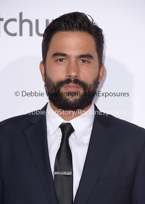 Ignacio Serricchio attends The Screen Gems' World Premiere of The Wedding Ringer held at The TCL Chinese Theater  in Hollywood, California on January 06,2015                                                                               © 2015 Hollywood Press Agency