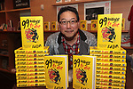 Ed Lin's 99 ways to die Book Party at MOCA 10/11/18