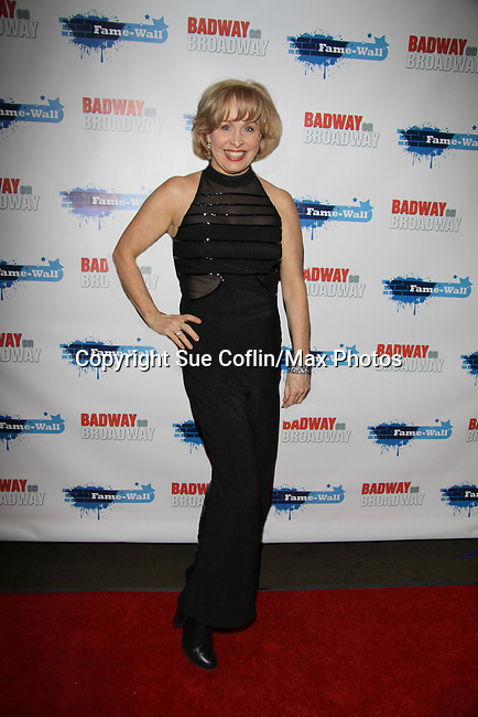 Nancy Opel performs at The Times Square Broadway Royale on New Years Eve 2014 at the legendary Copacabana, New York City, New York. (Photo by Sue Coflin/Max Photos)