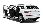 Car images of 2019 Skoda Kodiaq Sportline 5 Door SUV Doors