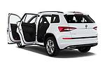 Car images of 2019 Skoda Kodiaq Sportline 5 Door SUV Doors