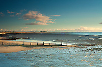 Monifieth to Buddon Ness, Tay Estuary, Tayside