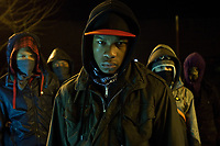 Attack the Block (2011) <br /> John Boyega<br /> *Filmstill - Editorial Use Only*<br /> CAP/KFS<br /> Image supplied by Capital Pictures