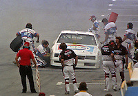 Pepsi Firecracker 400 at Daytona International Speedway in Daytona Beach, FL in July 1988. (Photo by Brian Cleary/www.bcpix.com)