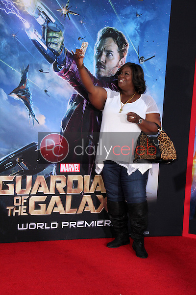 """Retta<br /> at the """"Guardians Of The Galaxy"""" Premiere, Dolby Theater, Hollywood, CA 07-21-14<br /> David Edwards/Dailyceleb.com 818-249-4998"""