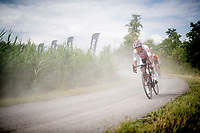 Gianni Vermeersch (BEL/Corendon-Circus)<br /> <br /> Dwars door het Hageland 2019 (1.1)<br /> 1 day race from Aarschot to Diest (BEL/204km)<br /> <br /> ©kramon