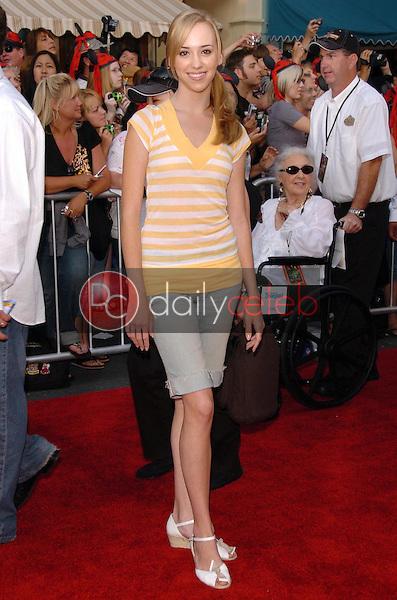 Andrea Bowen<br />at the premiere of Disney's &quot;Pirates of the Caribbean: Dead Man's Chest&quot;. Disneyland, Anaheim, CA. 06-24-06<br />Scott Kirkland/DailyCeleb.com 818-249-4998