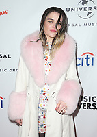 10 February 2019 - Los Angeles, California - Sky Ferreira. Universal Music Group GRAMMY After Party celebrating the 61st Annual Grammy Awards held at The Row. Photo Credit: Faye Sadou/AdMedia
