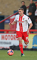 Simon Heslop of Stevenage<br />  - Stevenage v Stourbridge - FA Cup Round 2 - Lamex Stadium, Stevenage - 7th December, 2013<br />  © Kevin Coleman 2013