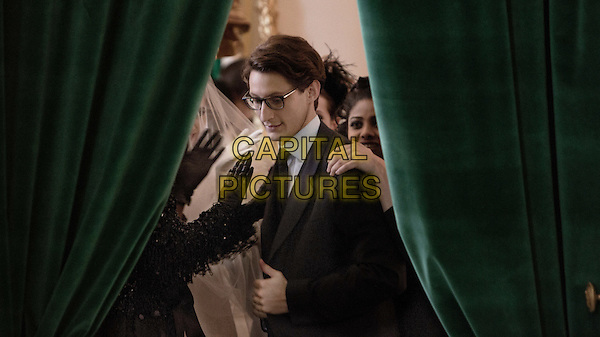 Pierre Niney<br /> in Yves Saint Laurent (2014) <br /> *Filmstill - Editorial Use Only*<br /> CAP/NFS<br /> Image supplied by Capital Pictures