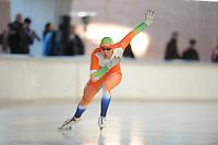 SCHAATSEN: DEVENTER: IJsbaan De Scheg, 27-10-12, IJsselcup, Kai Verbij, ©foto Martin de Jong