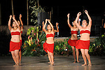 Tahiti danse....Lieu : ..Ville : tahiti..Le : 10/2009..© Laurent PAILLIER / photosdedanse.com..All rights reserved