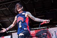 BlessTheFall - Vans Warped Tour 2013