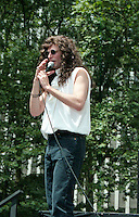 Howard Stern Filming Private Parts Movie In <br />