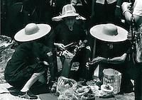 Tin Hau-Fest, Hongkong 1977