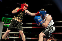 Varsity Boxing 'Feel the Steel'