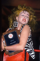 Cyndi Lauper 1979<br /> Photo By John Barrett/PHOTOlink.