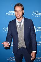 LOS ANGELES, CA - MAY 31: Justin Hartley at the Premiere Of Paramount Network's 'American Woman' - Arrivals at Chateau Marmont on May 31, 2018 in Los Angeles, California. <br /> CAP/MPI/DE<br /> &copy;DE//MPI/Capital Pictures
