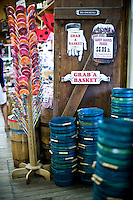 The Candy Barrel at the Mast Store Annex in Valle Crucis.