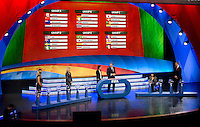 FIFA Women's World Cup Draw, December 6, 2014