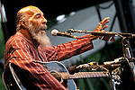 Richie Havens at the 2009 Clearwater Festival, Croton Point Park, NY 6/20/09.