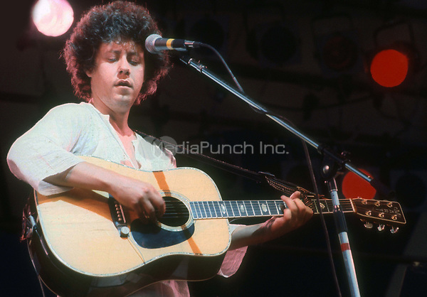 Arlo Guthrie 1978<br /> Credit: Adam Scull/Photolink/MediaPunch
