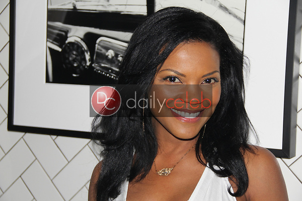 """Nadège August<br /> at the """"Struggleing"""" For Your Consideration event hosted by A. Whole Productions and Brent Harvey Films, Crossroads Kitchen, Los Angeles, CA 06-06-18<br /> David Edwards/DailyCeleb.com 818-249-4998"""