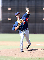 Eric Berger / Cleveland Indians 2008 Instructional League..Photo by:  Bill Mitchell/Four Seam Images