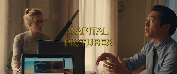 Brit Marling, Steven Yeun <br /> in I Origins (2014) <br /> *Filmstill - Editorial Use Only*<br /> CAP/NFS<br /> Image supplied by Capital Pictures