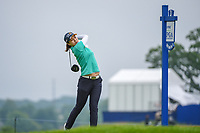 In Gee Chun (KOR) watches her tee shot on 3 during round 4 of the KPMG Women's PGA Championship, Hazeltine National, Chaska, Minnesota, USA. 6/23/2019.<br /> Picture: Golffile | Ken Murray<br /> <br /> <br /> All photo usage must carry mandatory copyright credit (© Golffile | Ken Murray)