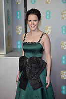 LONDON, UK - FEBRUARY 10: Rachel Brosnahan  at the 72nd British Academy Film Awards held at Albert Hall on February 10, 2019 in London, United Kingdom. <br /> CAP/MPI/IS<br /> ©IS/MPI/Capital Pictures