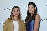 Olivia Palermo, Izumi Mori, Oct 21, 2015 : (L-R) American socialite Olivia Palermo, Japanese model Izumi Mori attend the MAX&Co. event in Tokyo, Japan on October 21, 2015. (Photo by AFLO)