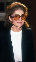 Jackie Kennedy 1991<br /> Photo By Adam Scull/PHOTOlink.net