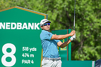 Kurt Kitayama (USA) during the first round at the Nedbank Golf Challenge hosted by Gary Player,  Gary Player country Club, Sun City, Rustenburg, South Africa. 14/11/2019 <br /> Picture: Golffile | Tyrone Winfield<br /> <br /> <br /> All photo usage must carry mandatory copyright credit (© Golffile | Tyrone Winfield)