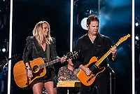 NASHVILLE, TENNESSEE - JUNE 08: Miranda Lambert performs onstage during day 3 of the 2019 CMA Music Festival on June 8, 2019 in Nashville, Tennessee. <br /> CAP/MPI/IS/AW<br /> ©MPIIS/AW/Capital Pictures