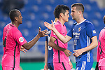Ulsan Hyundai FC (KOR) vs Kashima Antlers (JPN) during the AFC Champions League 2017 Group E match at the Ulsan Munsu Football Stadium on 26 April 2017, in Ulsan, South Korea. Photo by Chris Wong / Power Sport Images