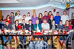 Noreen Moriarty seated front centre from Killelan, Cahersiveen celebrated her 80th birthday with family in the Ring of Kerry Hotel on Saturday night.